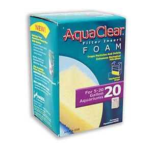 Aquaclear Replacement Sponges