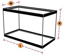 Aquarium Dimension Guide
