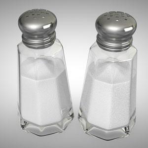 Table Salt Shaker